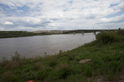 Riviere Athabasca