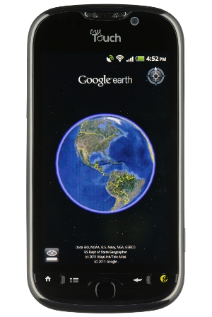 Google Earth._email