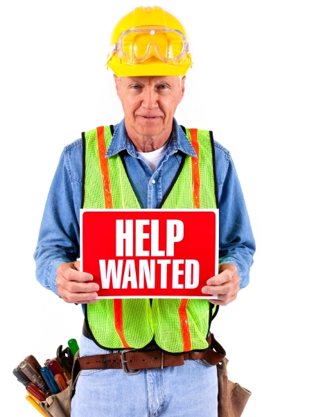 Construction Worker Shortage